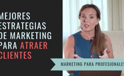 Mejores estrategias de Marketing